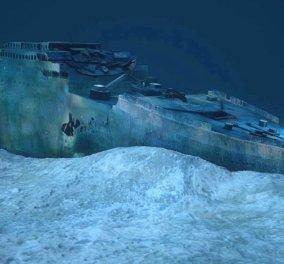 Το περίφημο ταξίδι του Τιτανικού αναβιώνει - Ταξιδιωτικό γραφείο οργανώνει 8ήμερη κρουαζιέρα στο θρυλικό ναυάγιο - Κυρίως Φωτογραφία - Gallery - Video