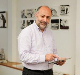 """Ο δημοσιογράφος Δημήτρης Τσιόδρας παρουσιάζει το νέο του βιβλίο: """"Ευρωπατριωτισμός ή Εθνοκεντρισμοί...""""  - Κυρίως Φωτογραφία - Gallery - Video"""