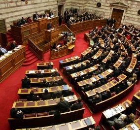 Live -Βουλή: Δείτε την συζήτηση για την προανακριτική για τον Γιάννο Παπαντωνίου  - Κυρίως Φωτογραφία - Gallery - Video