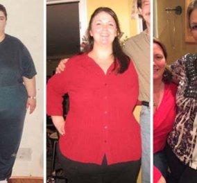12 άντρες & γυναίκες που έβαλαν τα δυνατά τους και έχασαν πολλά μα πολλά κιλά, ζωές που άλλαξαν - Φωτό  - Κυρίως Φωτογραφία - Gallery - Video