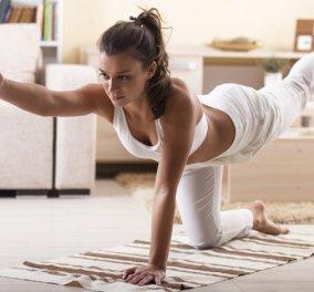 Yoga στο σπίτι για αρχάριους: Ξεκινήστε από σήμερα! -Βίντεο - Κυρίως Φωτογραφία - Gallery - Video