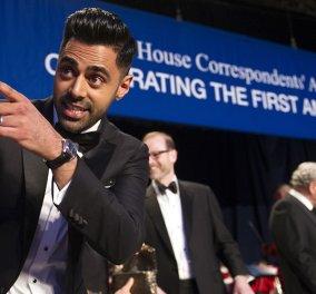 Πρώτη φορά δείπνο ανταποκριτών του Λευκού Οίκου χωρίς τον Πρόεδρο- Ο Τραμπ πήγε αλλού... -Βίντεο - Κυρίως Φωτογραφία - Gallery - Video