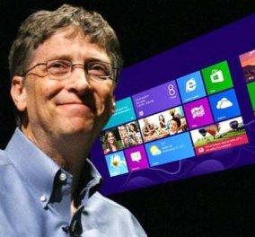 Οι κανόνες του πλουσιότερου ανθρώπου της γης - Ο Bill Gates απαγόρευε στα παιδιά του το κινητό ως τα 14  - Κυρίως Φωτογραφία - Gallery - Video