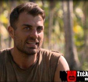 Βίντεο- Survivor: Αποχώρησε ο Στέλιος Χανταμπάκης- άλαλος έμεινε για κάποια λεπτά μετά την ανακοίνωση - Κυρίως Φωτογραφία - Gallery - Video