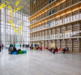 """Εθνική Βιβλιοθήκη: Ανοιχτή πρόσκληση για το Πρόγραμμα """"Σημεία Ανάγνωσης"""" - Κυρίως Φωτογραφία - Gallery - Video"""