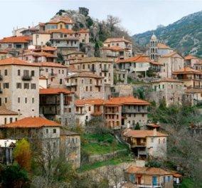 Ο Άρης Σπηλιωτόπουλος γίνεται ξενοδόχος: Μισθώνει το Δημοτικό Ξενοδοχείο Δημητσάνας - Κυρίως Φωτογραφία - Gallery - Video