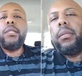 37χρονος σκοτώνει ηλικιωμένο live στο Facebook: Δολοφόνησε άλλους 10 -ανθρωποκυνηγητό- Θρίλερ - Κυρίως Φωτογραφία - Gallery - Video