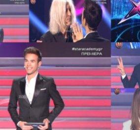 Star Academy: Live τρικούβερτος καβγάς Καρβέλα- Φθουριώτη /Η ερώτηση που προσέβαλε παίκτη (Βίντεο) - Κυρίως Φωτογραφία - Gallery - Video