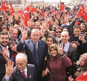 Αυτά είναι τα 5 σενάρια για την επόμενη ημέρα στην Τουρκία μετά το αμφιλεγόμενο 51% του δημοψηφίσματος - Κυρίως Φωτογραφία - Gallery - Video