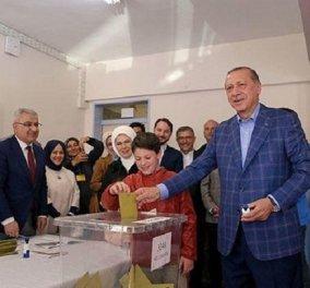 Δημοψήφισμα στην Τουρκία: Μπροστά το «Ναι», αλλά οριακά -Συνεχής ενημέρωση - Κυρίως Φωτογραφία - Gallery - Video