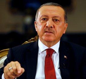 Ερντογάν: Αγαπάω τους Κούρδους αδελφούς, θέλω ειρήνη και είμαι εγγυητής της δημοκρατίας - Κυρίως Φωτογραφία - Gallery - Video