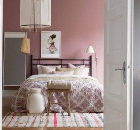 24 ιδέες για να διακοσμήσετε το σπίτι με βάση το ροζ της πούδρας, ένα χρώμα ακαταμάχητο - Κυρίως Φωτογραφία - Gallery - Video