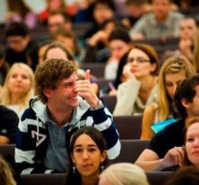 KPMG: 8 στους 10 φοιτητές θα μεταναστεύσουν για βρούν την ιδανική δουλειά - Κυρίως Φωτογραφία - Gallery - Video