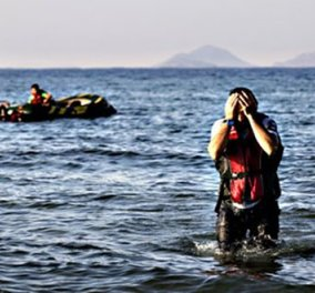 Τραγωδία στη Λέσβο: 16 νεκροί μετανάστες σε ναυάγιο - Μία έγκυος και ένα μωρό - Κυρίως Φωτογραφία - Gallery - Video
