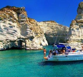 Good news: H Telegraph υμνεί τα 18 πιο όμορφα κρυμμένα μέρη της Ελλάδας - Κυρίως Φωτογραφία - Gallery - Video