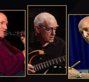 Liebman, Swallow και Nussbaum live στο Half Note Jazz Club: 3 masters της jazz επί σκηνής  - Κυρίως Φωτογραφία - Gallery - Video