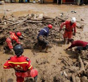 Συγκλονιστικές εικόνες & βίντεο από την τραγωδία στην Κολομβία: 254 νεκροί από κατολίσθηση λάσπης -Ανάμεσά τους 43 παιδιά  - Κυρίως Φωτογραφία - Gallery - Video