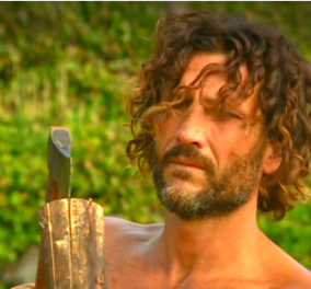 Survivor: Για μια χαντζάρα θα «πιαστούν στα χέρια» Διάσημοι και Μαχητές -Βίντεο - Κυρίως Φωτογραφία - Gallery - Video