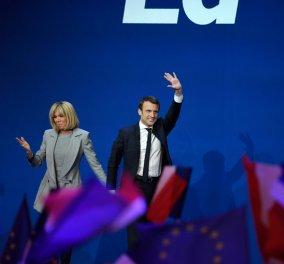 Ανακούφιση στην Ευρώπη με το προβάδισμα Μακρόν - Οι δηλώσεις των ηγετών - Κυρίως Φωτογραφία - Gallery - Video