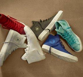 """Όταν η Nike """"συνευρέθηκε"""" με την All Star γέννησαν αυτά τα παπούτσια (Φωτό) - Κυρίως Φωτογραφία - Gallery - Video"""