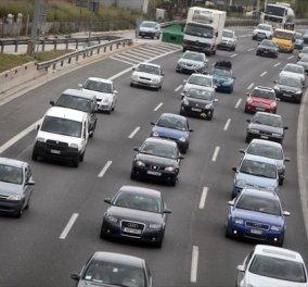 Πόσα αυτοκίνητα νομίζετε ότι έφυγαν για διακοπές το Πάσχα - Αριθμός ρεκόρ - Κυρίως Φωτογραφία - Gallery - Video