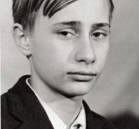 Vintage pics: Ποιοι είναι αυτοί οι μπόμπιρες; Ποιος φανταζόταν ότι μεγαλώνοντας ο Πούτιν, ο Κένεντι, ο Ομπάμα... - Κυρίως Φωτογραφία - Gallery - Video