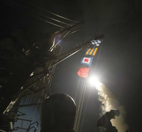 "LIVE ΕΠΙΘΕΣΗ ΗΠΑ ΣΕ ΣΥΡΙΑ: ""Δεν θα κλιμακώσουμε ούτε θα απαντήσουμε στρατιωτικά στη Συρία"", δηλώνει η Ρωσία - Κυρίως Φωτογραφία - Gallery - Video"