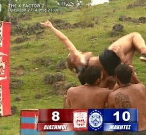 Survivor: Όταν η Σάρα σκόραρε αλά...Ρονάλντο και χάρισε την νίκη στους Μαχητές - Τι συνέβη πίσω στην καλύβα (Βίντεο) - Κυρίως Φωτογραφία - Gallery - Video