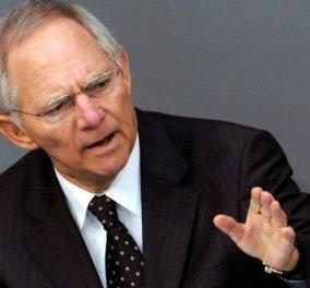 Σόιμπλε: Δεν θα υπάρξει 4ο μνημόνιο- Στόχος είναι να βγει η Ελλάδα στις αγορές - Κυρίως Φωτογραφία - Gallery - Video