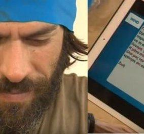 Survivor: «Κι εγώ σ΄αγαπώ Ζωή» είπε ο Γιάννης Σπαλιάρας και δάκρυσε- Ποιά είναι αυτή ρωτούσαν οι τηλεθεάτριες - Βίντεο - Κυρίως Φωτογραφία - Gallery - Video
