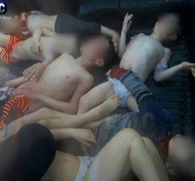 """Δάκρυα συγκίνησης φέρνει το πρωτοσέλιδο της Liberation με τα """"παιδιά του Άσαντ"""" - Κυρίως Φωτογραφία - Gallery - Video"""