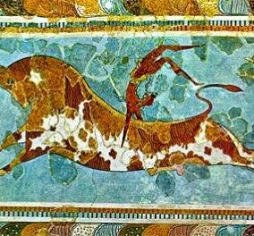 Greek Mythos - ο Ταύρος: Είναι ικανός να καταστρέψει μόνος τη σταθερότητα και την ηρεμία που αποζητά - Κυρίως Φωτογραφία - Gallery - Video