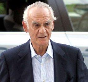 Αποφυλακίζεται ο Τσοχατζόπουλος για ιατρικούς λόγους - Δεν έχει λεφτά για την εγγύηση - Κυρίως Φωτογραφία - Gallery - Video