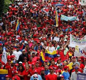 Βενεζουέλα: Κόλαση στους δρόμους στα σπίτια παντού - Kλίμα εμφυλίου & 3 νεκροί σε πορείες (Φωτό-Βίντεο) - Κυρίως Φωτογραφία - Gallery - Video