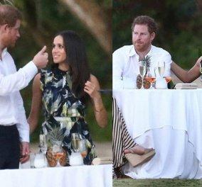 Φιλί δημόσιο και τρυφερό έδωσε η Μέγκαν Μαρκλ στον Πρίγκιπα Χάρρυ πριν τον αγώνα polo -Φώτο - Κυρίως Φωτογραφία - Gallery - Video