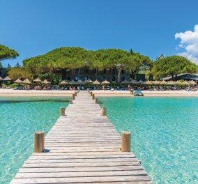 Good news: 5 ελληνικές παραλίες στις 15 καλύτερες στην Ευρώπη για το 2017 - Κυρίως Φωτογραφία - Gallery - Video