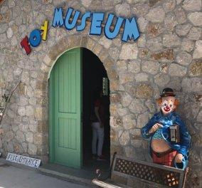 Good news: Η Ελλάδα μόλις απέκτησε το πρώτο Μουσείο Παιχνιδιών στην Ρόδο  - Κυρίως Φωτογραφία - Gallery - Video