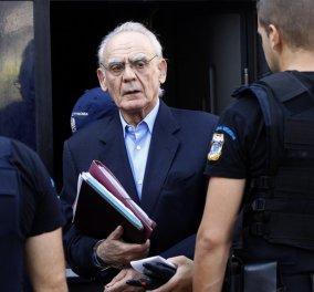 Δεν αποφυλακίστηκε ο Τσοχατζόπουλος -«Χάθηκε» το διαβατήριο του;  - Κυρίως Φωτογραφία - Gallery - Video