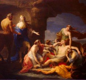 Greek mythos: Η μαγεία στην αρχαία Ελλάδα, ο ρόλος των κενταύρων & οι μάγισσες της Θεσσαλίας - Κυρίως Φωτογραφία - Gallery - Video