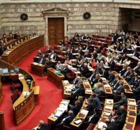Live: Η συζήτηση στην Ολομέλεια για τα μέτρα του νέου Μνημονίου  - Κυρίως Φωτογραφία - Gallery - Video
