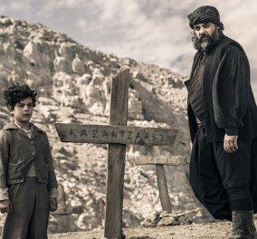 """Ο Γιάννης Σμαραγδής μας συγκινεί: Το πρώτο τρέιλερ από τον """"Νίκο Καζαντζάκη"""" του θα σας ενθουσιάσει - Κυρίως Φωτογραφία - Gallery - Video"""