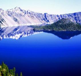 Crater Lake: Τα καταγάλανα και πιο διαυγή νερά στον κόσμο! - Κυρίως Φωτογραφία - Gallery - Video