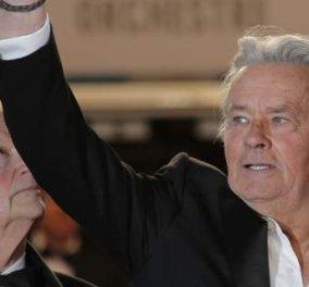 «Τίτλοι τέλους» για τον Αλέν Ντελόν: Λέει αντίο με μια ταινία & ένα θεατρικό έργο - Κυρίως Φωτογραφία - Gallery - Video