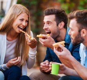 """Ο Δρ Γρηγοράκης εξηγεί: """"Να γιατί λέμε άσε τον άνδρα να φάει περισσότερο & την γυναίκα λιγότερο"""" - Κυρίως Φωτογραφία - Gallery - Video"""