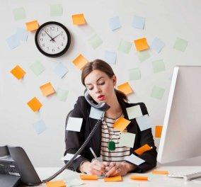 5 τρόποι να αυξήσεις την παραγωγικότητά σου στη δουλειά και να αποκτήσεις περισσότερη προσωπική ζωή  - Κυρίως Φωτογραφία - Gallery - Video