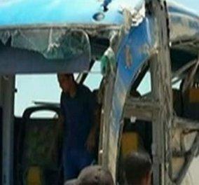 Το ISIS ανέλαβε την ευθύνη για την αιματηρή επίθεση στην Αίγυπτο  - Κυρίως Φωτογραφία - Gallery - Video