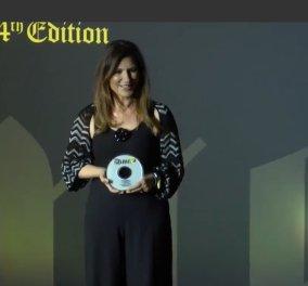 Όλο το βίντεο με τις βραβεύσεις του Digital Media Awards- Το eirinika ασημένιο για το integrated reporting από την αποστολή στην Λέσβο - Κυρίως Φωτογραφία - Gallery - Video