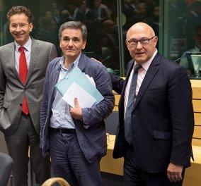 Ναυάγιο το χθεσινό Eurogroup - Δεν επιτεύχθηκε συμφωνία για το ελληνικό χρέος ούτε εκταμίευση της δόσης - Κυρίως Φωτογραφία - Gallery - Video
