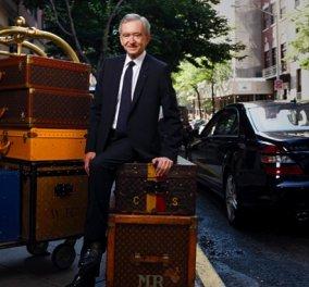 Η συναρπαστική ζωή & τα megadeals του λύκου των business Μπερνάρ Αρνό 8ου πλουσιότερου στον κόσμο - Κυρίως Φωτογραφία - Gallery - Video