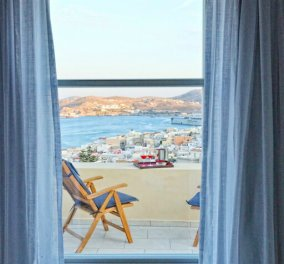 Made in Greece το υπέροχο νέο 1901 Hermoupolis Maison στη Σύρο: Το αρχοντικό έγινε ξενοδοχείο και το πλυσταριό χαμάμ - Κυρίως Φωτογραφία - Gallery - Video